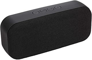 Wireless Bluetooth Portable Speaker, Powerful portable Fabric Bluetooth, Built in MIC for calls, SD Card Slot, USB Input, ...