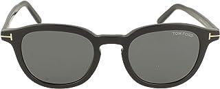 Tom Ford PAX FT 0816 Black/Smoke 51/21/145 Unisex Sunglasses