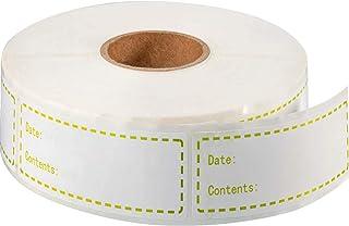 colore: Bianco Etichette rotonde AVERY Zweckform 6226REV-10 10 fogli 120 punti adesivi, /ø 60 mm su A4, adesivi rotondi per stampare, rimovibili senza residui, rimovibili, autoadesive, marmellate