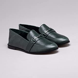 Loafer Couro Turmalina