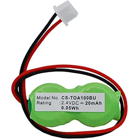Cs Cmos Backup Akku Li Ion 2 4v 20mah Elektronik