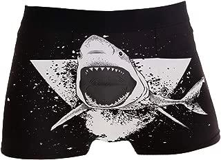 ZZKKO Hawk Head Mens Boxer Briefs Underwear Breathable Stretch Boxer Trunk with Pouch S-XL
