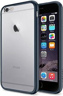 Spigen Ultra Hybrid Designed for Apple iPhone 6s Case/Designed for iPhone 6 (2014)- Black