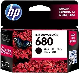 惠普HP 680 号 INK ADVANTAGE 黑色原装墨盒