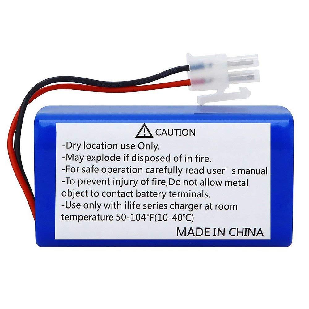Andifany 14.8V 2800Mah Batería de Repuesto para Robot Aspiradora ...
