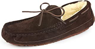 DREAM PAIRS Men's Au-Loafer Moccasins Slippers