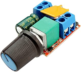(3Pcs, PWM Speed Controller Dimmer) - Happyskymall Marswell 3Pcs DC3V-35V DC 3V 6V 12V 24V 35V Variable Voltage Regulator ...