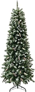 クリスマスツリー 北欧ドイツトウヒツリー (スリムタイプ,150㎝)