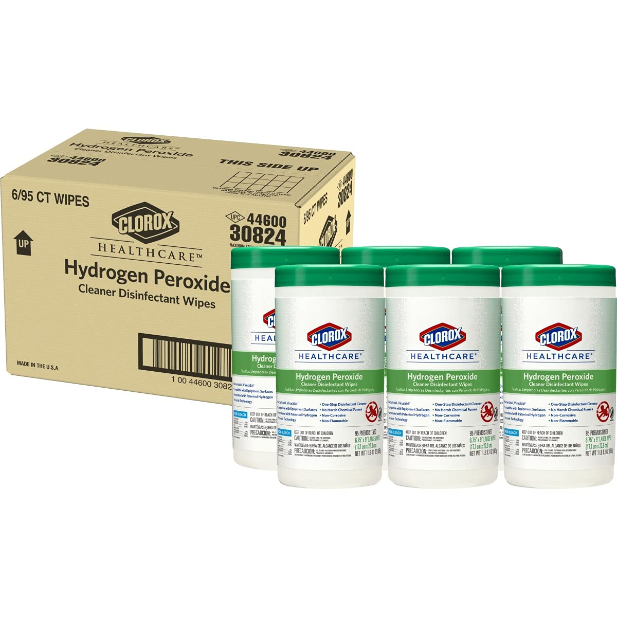 Clorox Healthcare Hydrogen Peroxide Ranking TOP4 Cleaner Ranking TOP5 Wipes Disinfectant