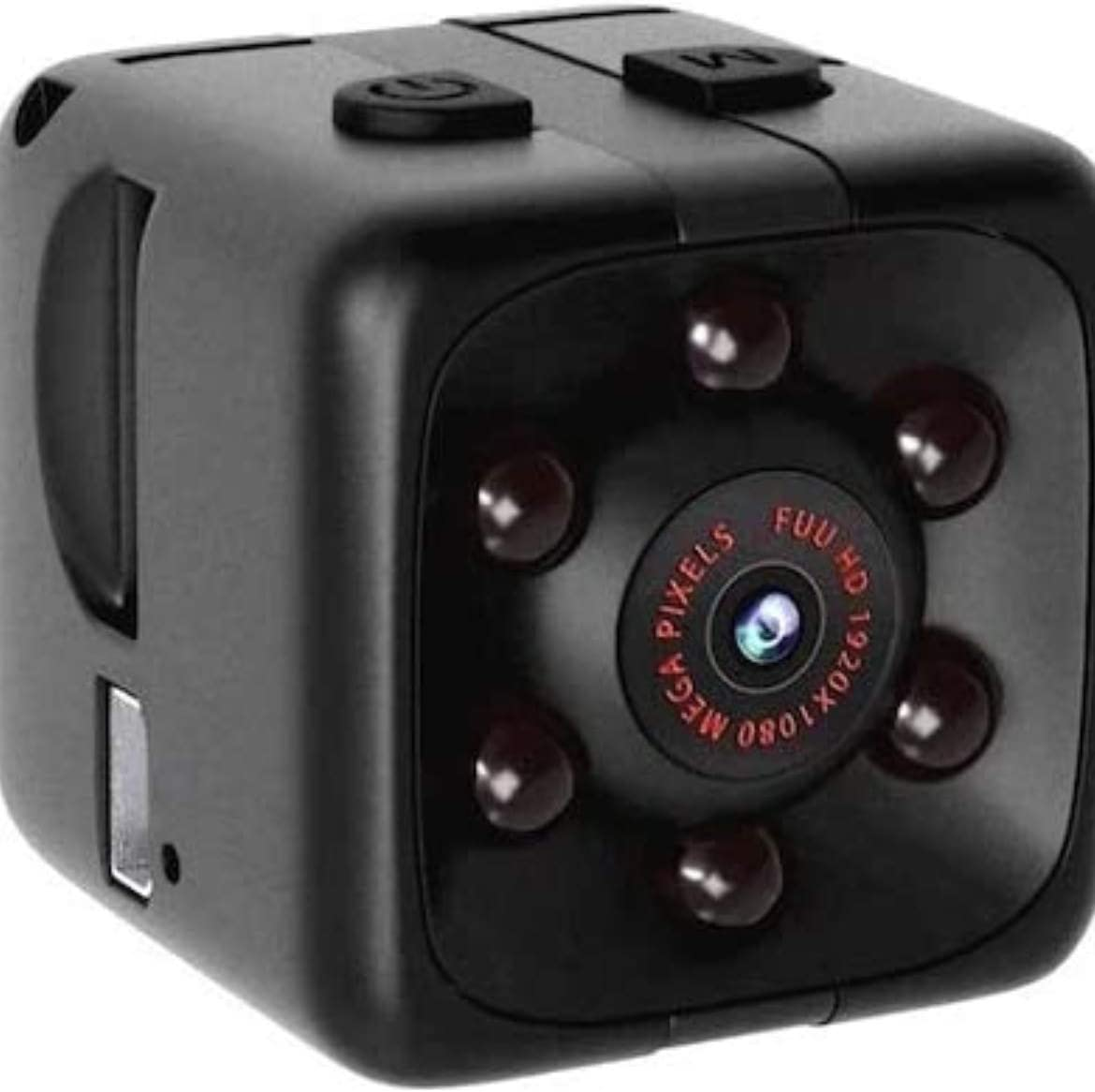 CO CAMS SQ11 Mini Camera is one of a Kind with It's Motion Detection and Night Vision for Your Home Security Needs can be Used as a Hidden Camera or spy Camera Wireless 1080p with Audio and Recording