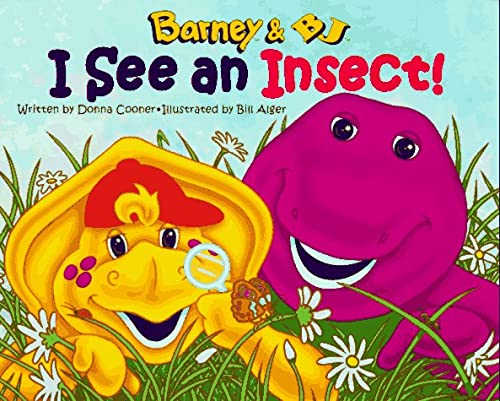 Barney and Bj: I See an Insect!