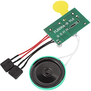 Recordable Voice Module for Greeting Card Music Sound Talk chip musical  VA