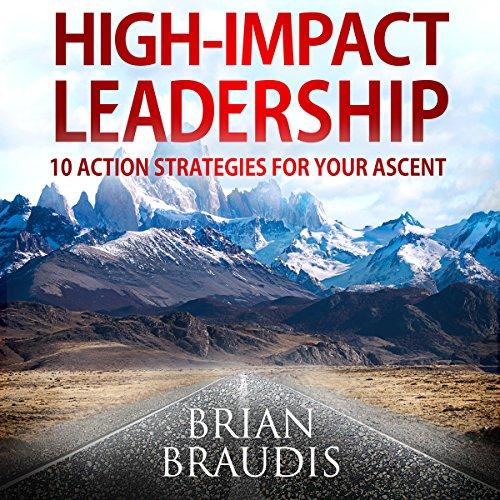 High Impact Leadership audiobook cover art