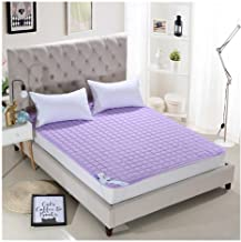 Waterproof Cool Tatami Mat Mattresses Bed Room Pad Foldable for Child Home Bedroom Furniture Cooling Bed Carpet Queen Matt...