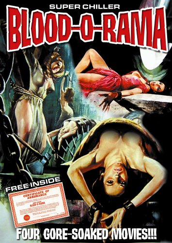 The Blood Demon USA DVD