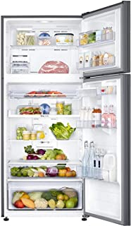 Samsung Refrigerator Double Door 750Liters Gross Capacity Top Mount Freezer RT75K60001S8-1 Year Full & 10 Year Compressor ...