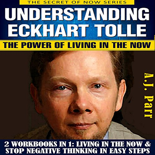 Understanding Eckhart Tolle: The Power of Living in the Now audiobook cover art