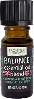 Sponsored Ad - Frontier Co-op Balance Essential Oil Blend, Centering and Soothing | GC Tested for Purity | 9.75ml (0.33 fl...