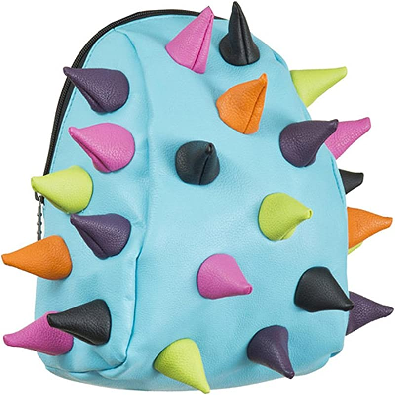 MadPax NIBBLER LUNCH BAG AQUA MULTI SPIKE