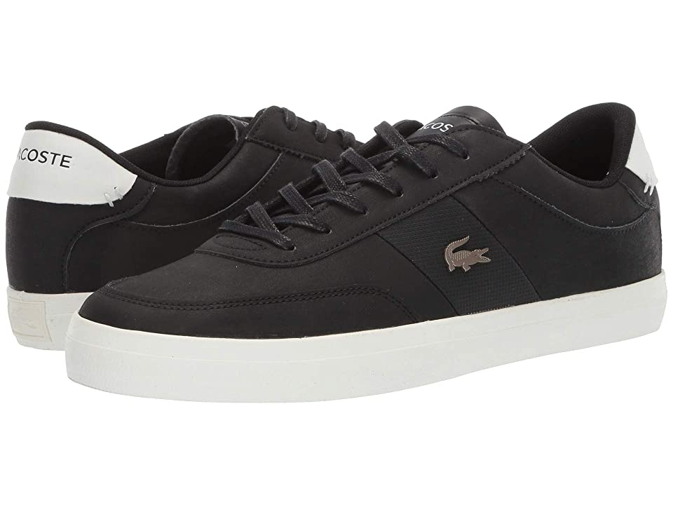 Lacoste Court-Master 119 3 CMA (Black/Off-White) Men
