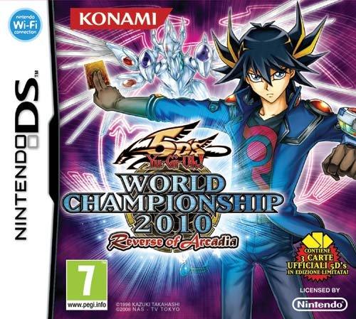Yu-Gi-Oh World Champ.2010