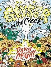 Geyser in the Creek