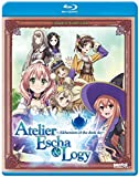 Atelier Escha & Logy: Alchemists of the Dusk Sky [Blu-ray]