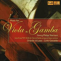 Various: Music for Viola Da Ga