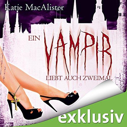 Ein Vampir liebt auch zweimal Titelbild