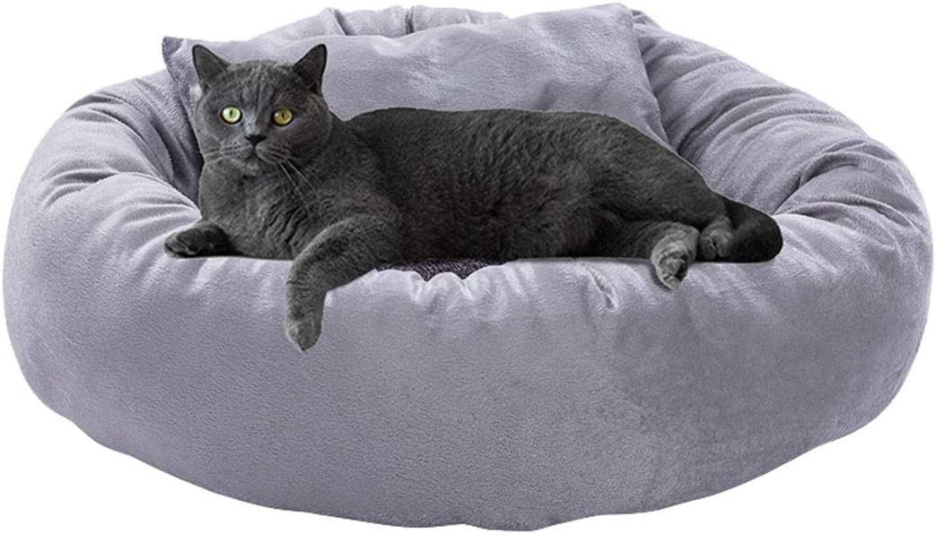 Pet Dog Bed Los Angeles Mall Sleeping Cushion Thermal Cats Free shipping New Non-Slip Mat Dogs Stu