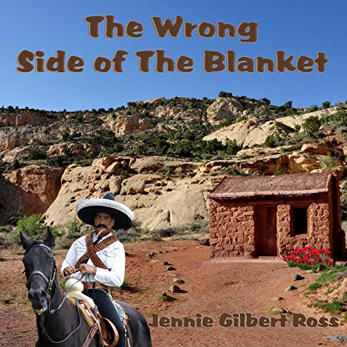 The Wrong Side of the Blanket audiobook cover art