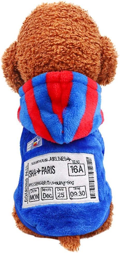WeiYun Year-end gift Halloween Pet 5 ☆ very popular Dog Classic Fleece Coat Sweater So Knitwear