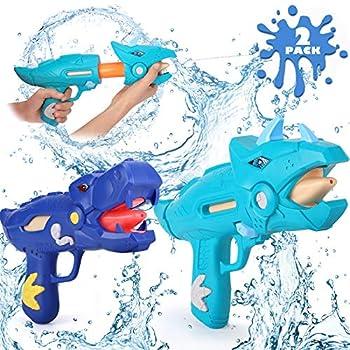 Best dinosaur water gun Reviews