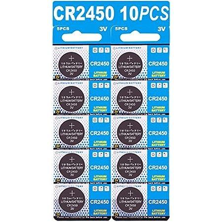 2450 3v Cell Lithium Battery Elektronik
