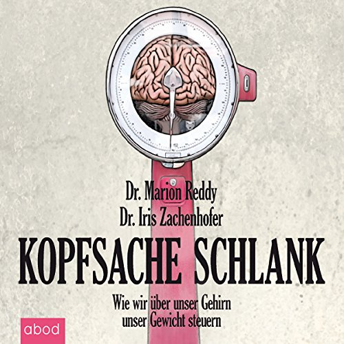 Kopfsache schlank audiobook cover art