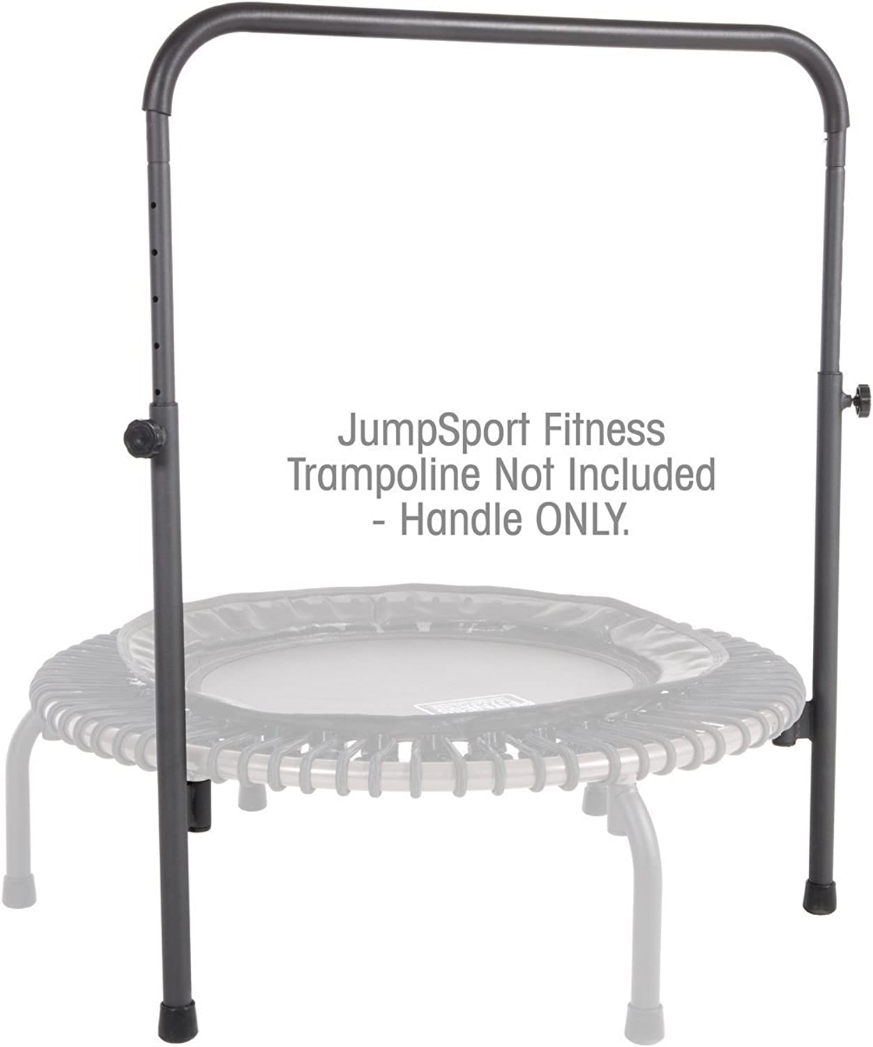 JumpSport Fitness Trampoline Exercise Handle Bar for 110cm Arched Legged Fitness Trampoline