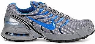 Nike Men's Air Max Torch 4 Running Shoe (9.5, Grey/Blue)