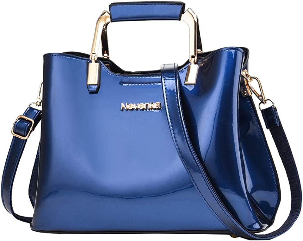 Nevenka Women Handbag PU Leather Bag Rapid rise Fashion Handle Top Limited price sale Satchel