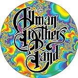 C&D Visionary Licenses Products Allman Fractal Logo Sticker