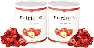 snack organisation freeze dried strawberries
