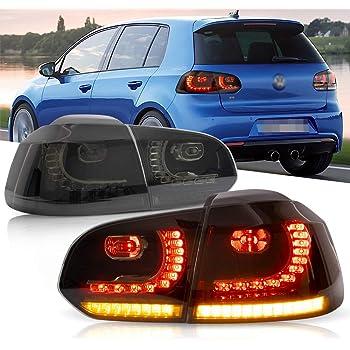 VLAND LED Luci fari posteriori per Golf 6 MK6 VI GTI GTD R TSI