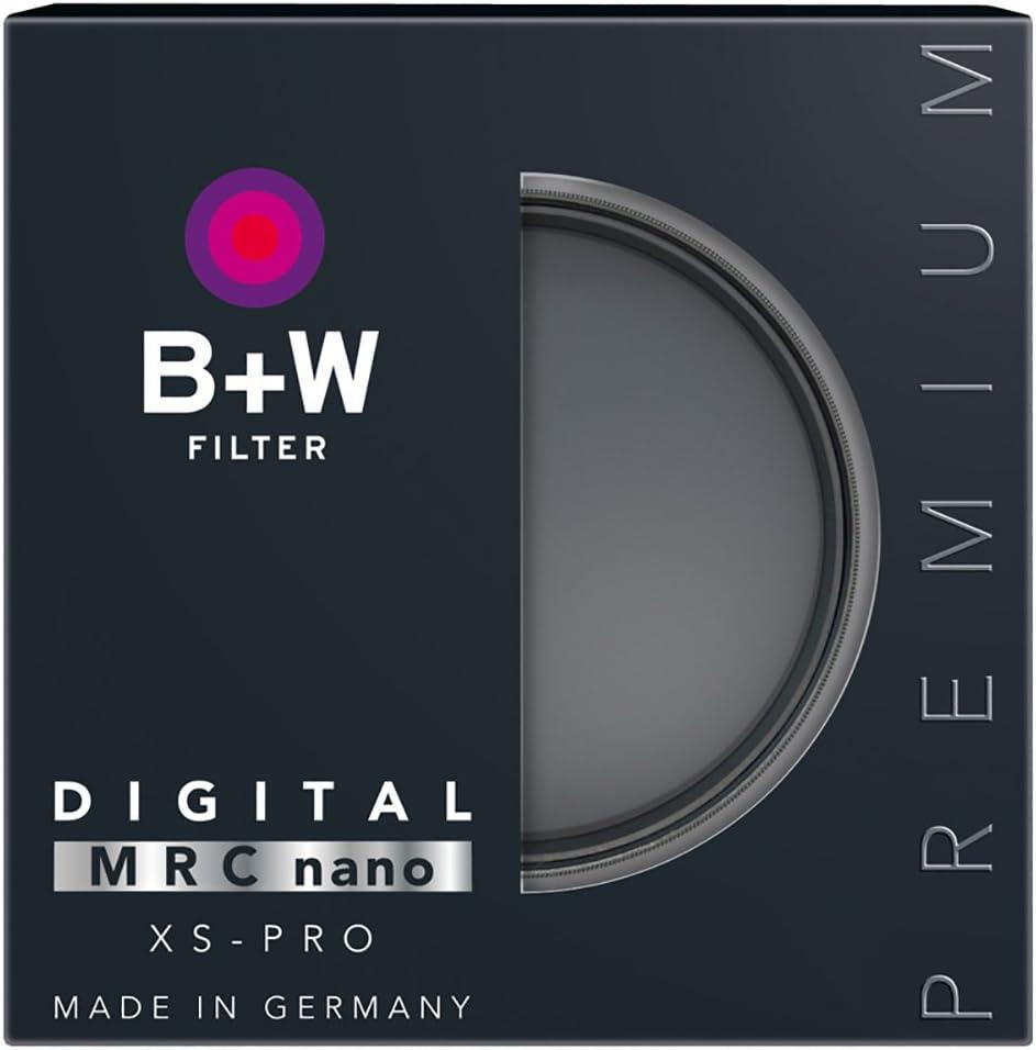 B W 1089227 Graufilter Nd64 62mm Mrc Nano Xs Pro 16x Kamera