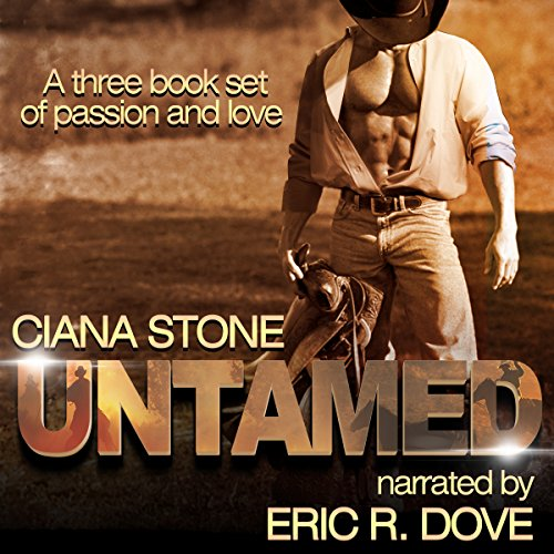 Untamed: A Three Book Box Set cover art