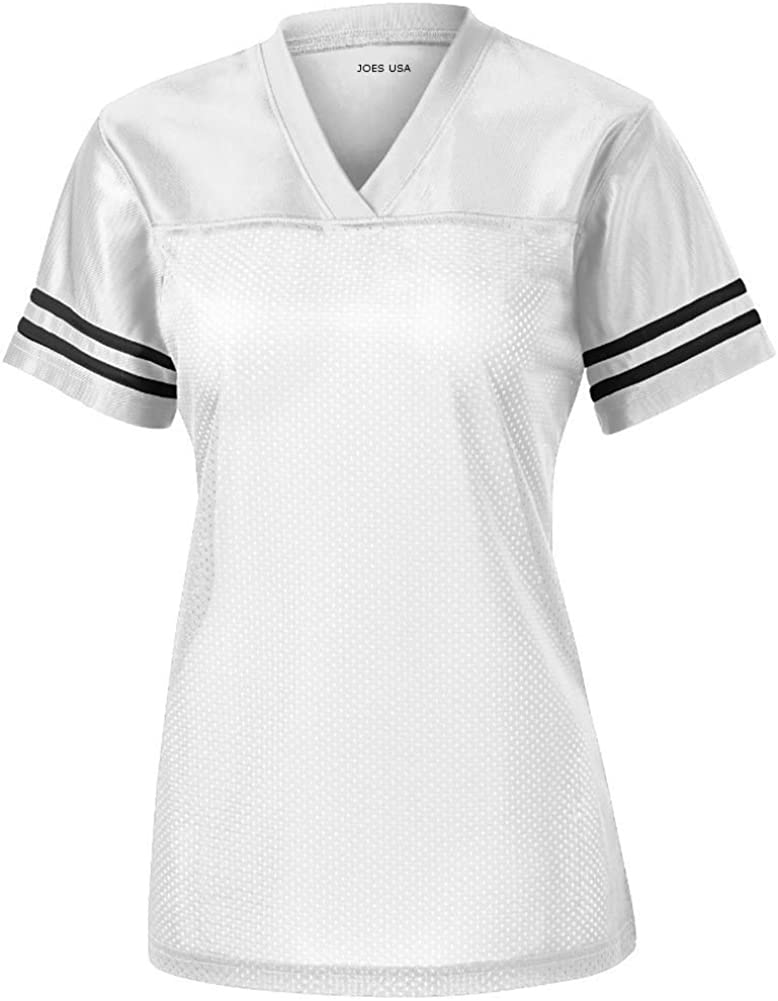 Ladies Replica Football Jerseys in Adult Sizes XS-4XL
