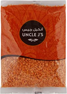 Uncle J's Masoor Dal, 400 gm