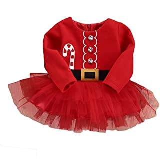 Mejor Baby Santa Claus Outfit