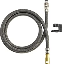 delta quick connect hose removal