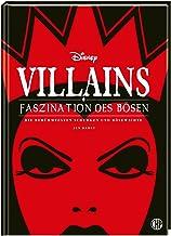 Disney Villains: Faszination des Bösen: Die berühmtesten Schurken und Bösewichte | Edle Ausstattung mit Schutzumschlag, Si...