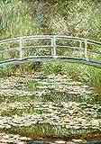 1art1 Claude Monet - Wasserlilien Und Japanische Brücke