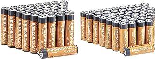 Amazonベーシック 乾電池 単3形 アルカリ 48個セット & 乾電池 単4形 アルカリ 36個セット